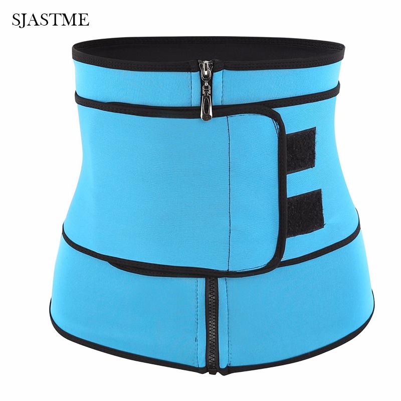 Atacado Shaper Cinto de Emagrecimento Cinto Envoltório Trainer Cincher Espartilho Suor Cinto Fivela Shapewear Plus Size Mulheres Mens Fajas Sauna
