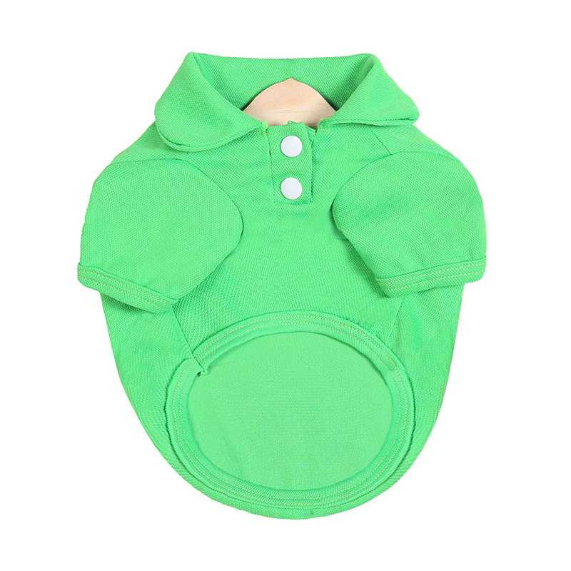 Solid Pet Dog Clothes Summer Pet Cat Vest Clothing For Dogs Tshirt Cheap Pet Cat Clothes For Small Dogs Chihuahua Dog Supplies Wholesale