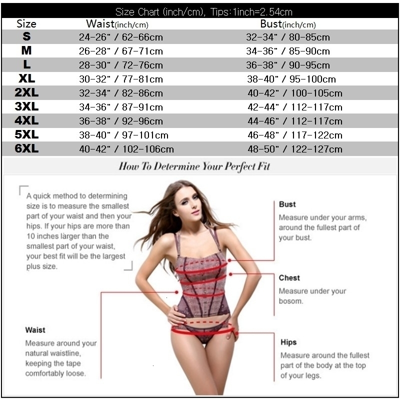 NW-Universal Size-Overbust and Underbust