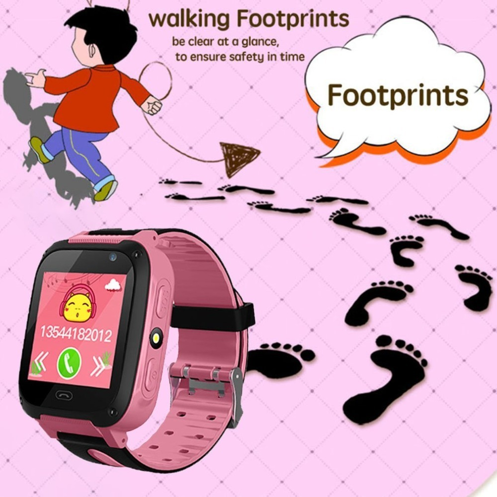 V6-SOS-Waterproof-Phone-Watch-Smart-kids-Baby-WatchesTracker-Camera-Anti-Lost-Monitor-For-ios-And