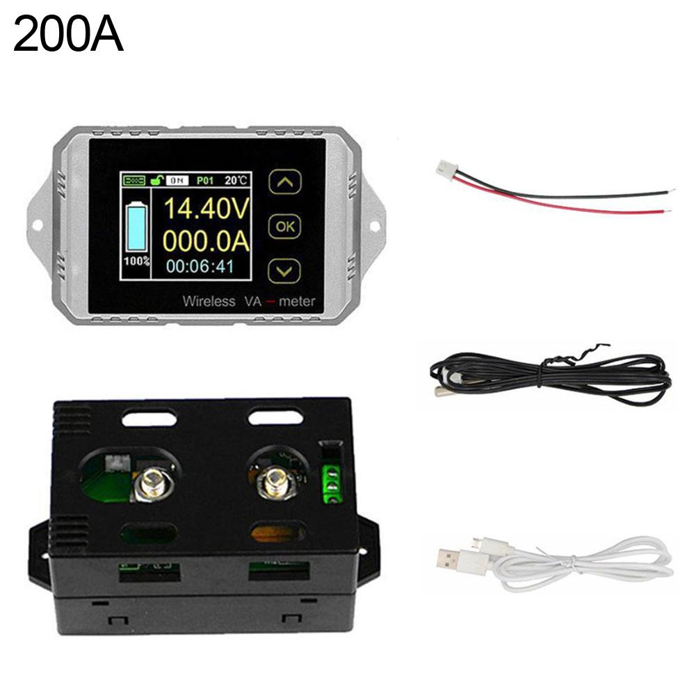 Digitalanzeige LCD Messinstrument Spannung Strom Power Batterietester PZEM-015