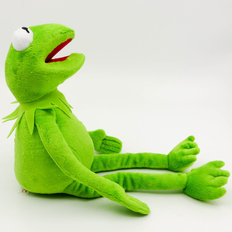 Hot-Sale-40cm-Kermit-Plush-Toys-Sesame-Street-frogs-Doll-Stuffed-Animal-Kermit-Toy-Drop-shipping
