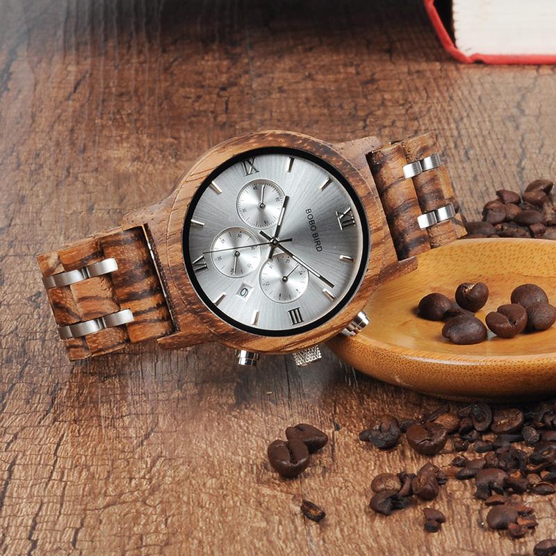 wooden watch for men BOBO BIRD BRAND watches (60)