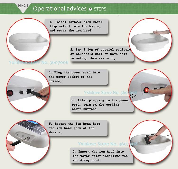 Operational advice 3.1 E