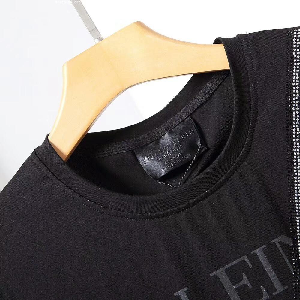 2019 Eté Personnalisé Nouveau Modèle Mâle Style Manches Courtes Loisirs T-shirts Marée Hommes Wear0305