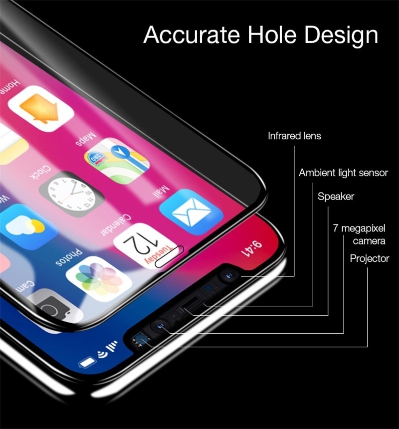 5. Glass for iphone xs