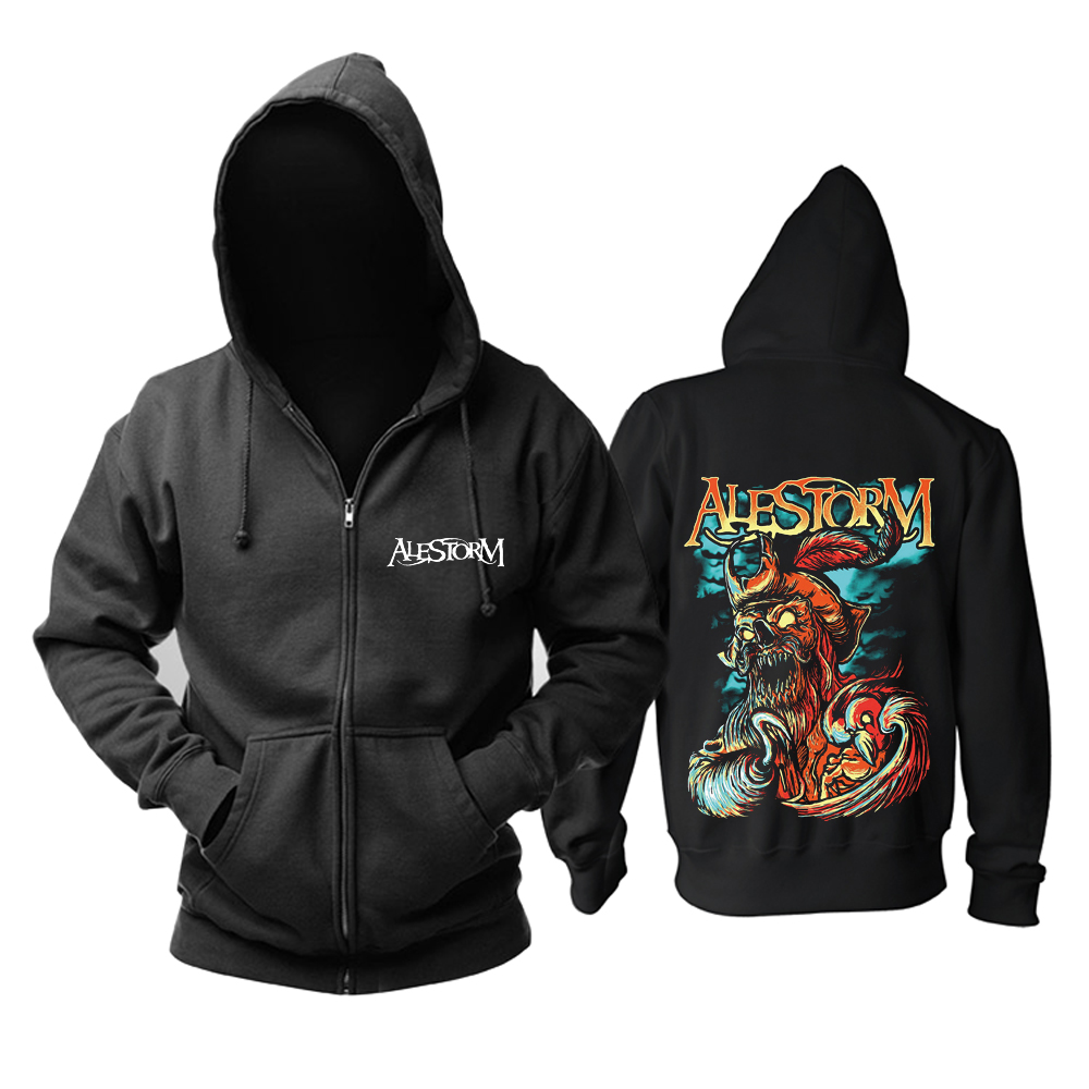Anime Gam Sepultura Fashion Sweater Long Sleeve Hooded for Mens Black