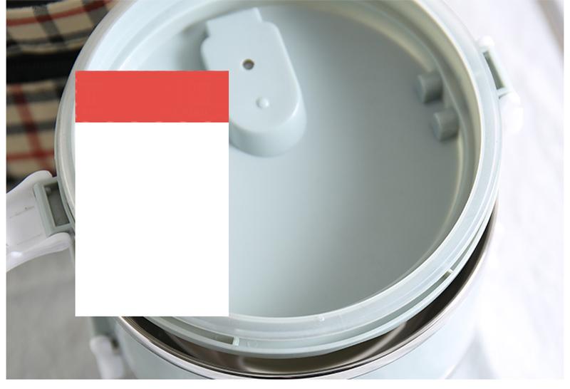 304 stainless steel Bento box 18