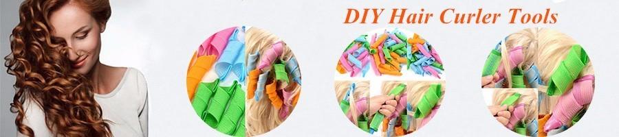 DIY Hair Curler Tools