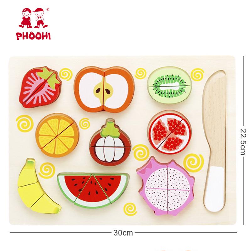 10Pcs Many Kinds Of Fruit Miniature Dollhouse Decoration Handmade Food Supply WZ