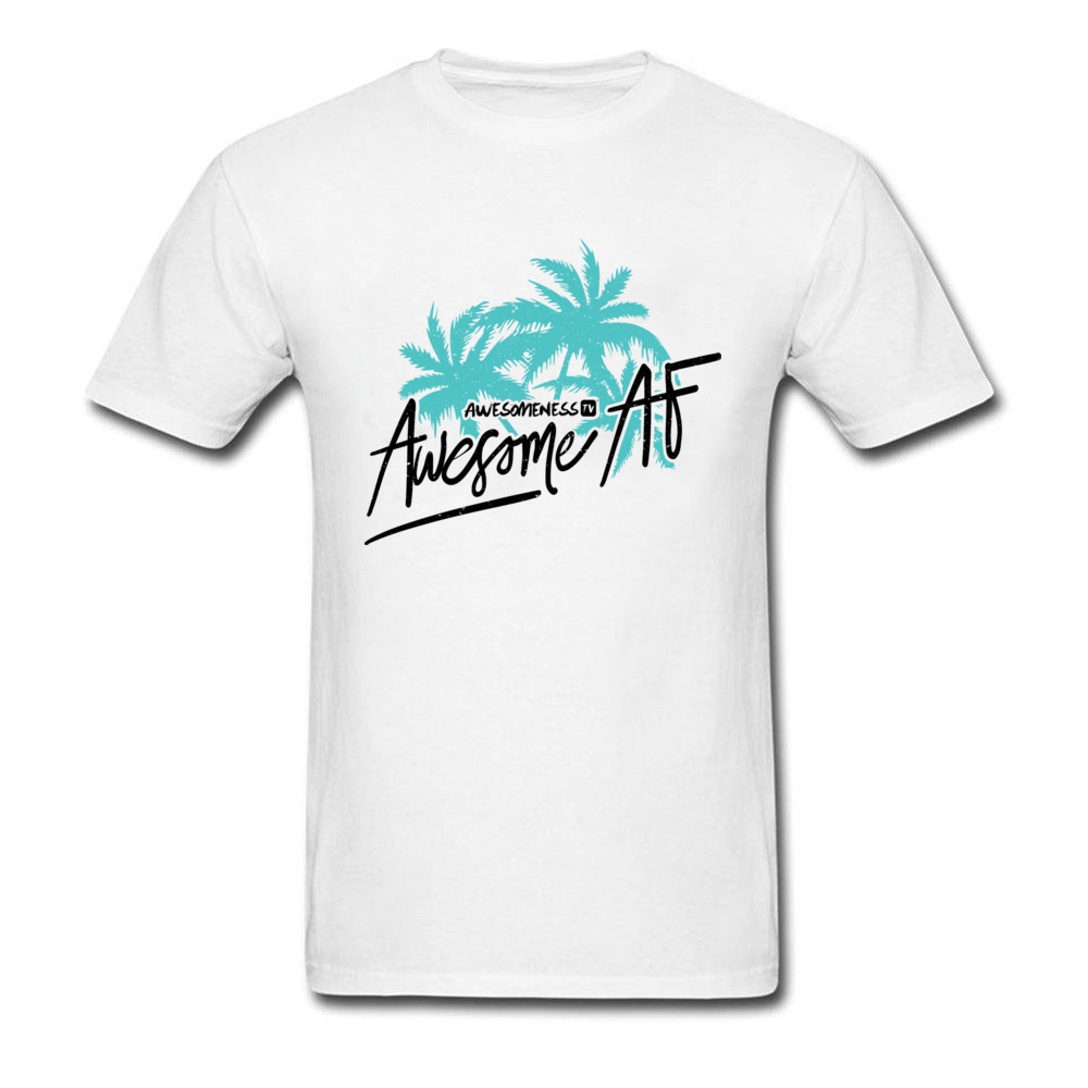 Pineapple Palm Trees Doodle Summer Holidays T­-shirt 100/% Cotton unisex women