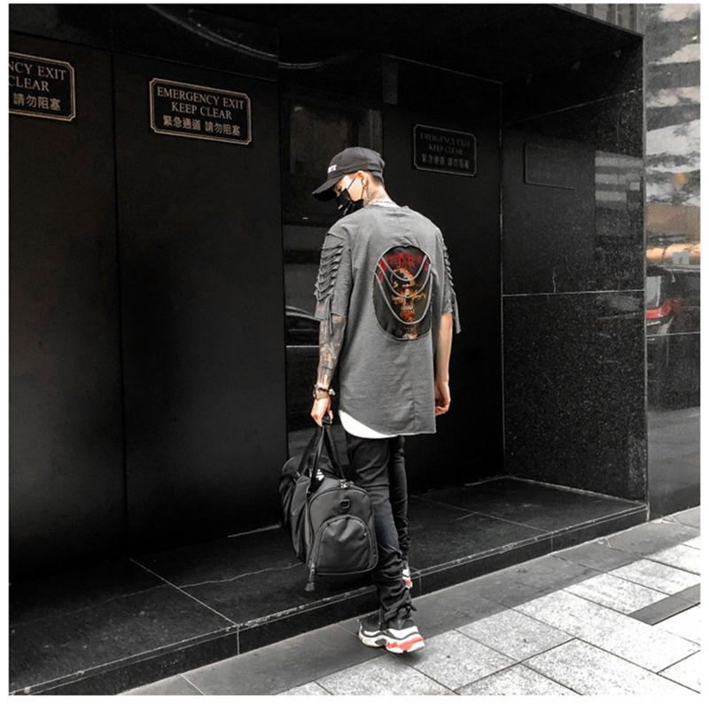 T-shirts Men Summer (13)