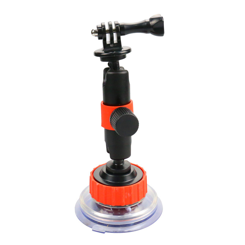 Coche cámara de lechón Ventosa Soporte de Montaje para GoPro Hero 5 Cámara Deportiva 4