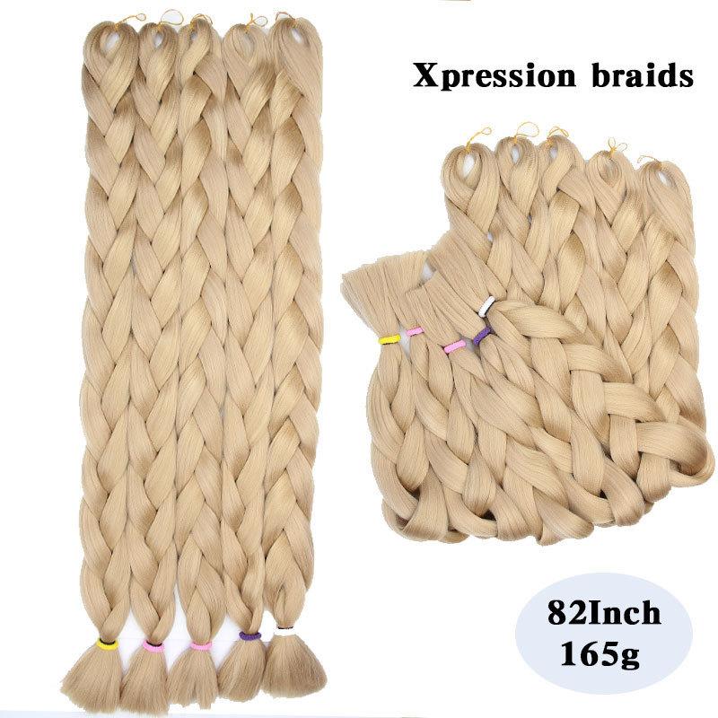 Synthetic-Kanekalon-Braiding-HairKanekalon-Jumbo-Braid-Bulk-Kanekalon-African-Braiding-Hair-style12