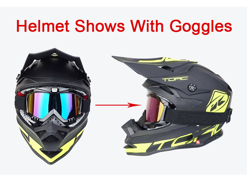 New Vcoros brand Gafas motorcycle goggles helmet glasses moto helmets glasses masque motocross goggles ski windproof eyewears (10)