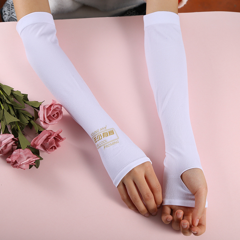 Arm Sleeves Japan Spring Season Mens Sun UV Protection Sleeves Arm Warmers Cool Long Set Covers