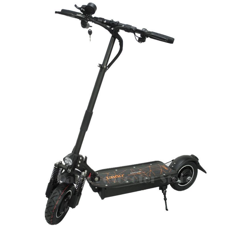 UBGO 1005 60V52V 2000W Double Drive Folding Electric Scooter (2)