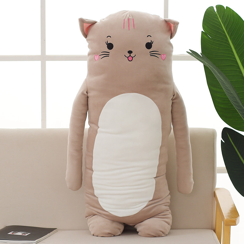 Soft Animal Cartoon Pillow Cushion Cute Fat Cat Totoro Penguin Rabbit Unicorn Pig Plush Toy Stuffed Lovely kids Birthday Gift