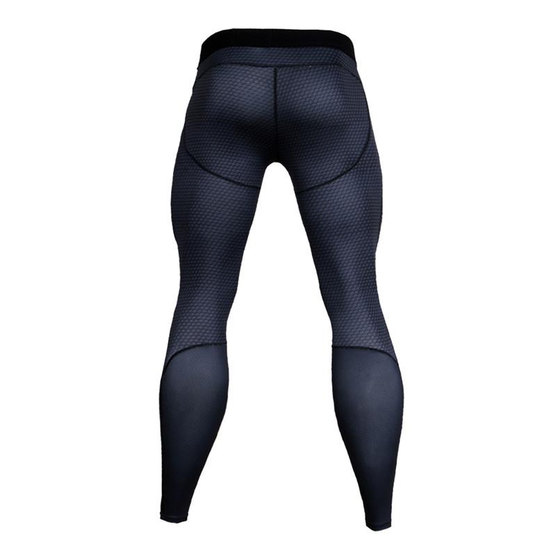 Neue Herren Running Sport Compression T Shirts Hosen Anzüge Jogging Trainingsanzug Männliche Gym Fitness MMA Sportswear Set T Shirt Leggings
