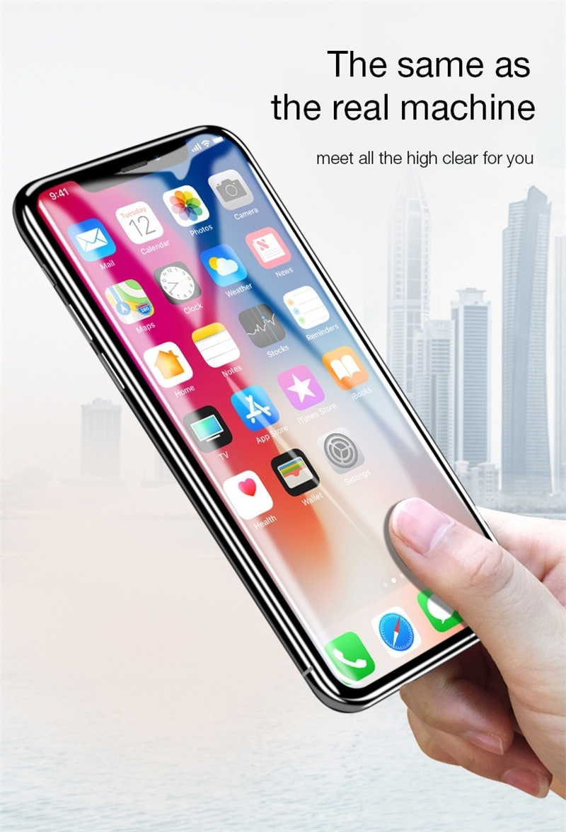 3. glass for iphone 2018 (6.1)