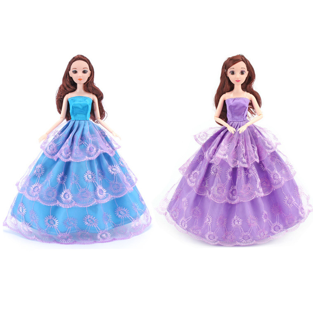 2019 New Arrival Hot Girls Dress Up Clothes Cheap Doll Accessories Handmade Clothing12.05