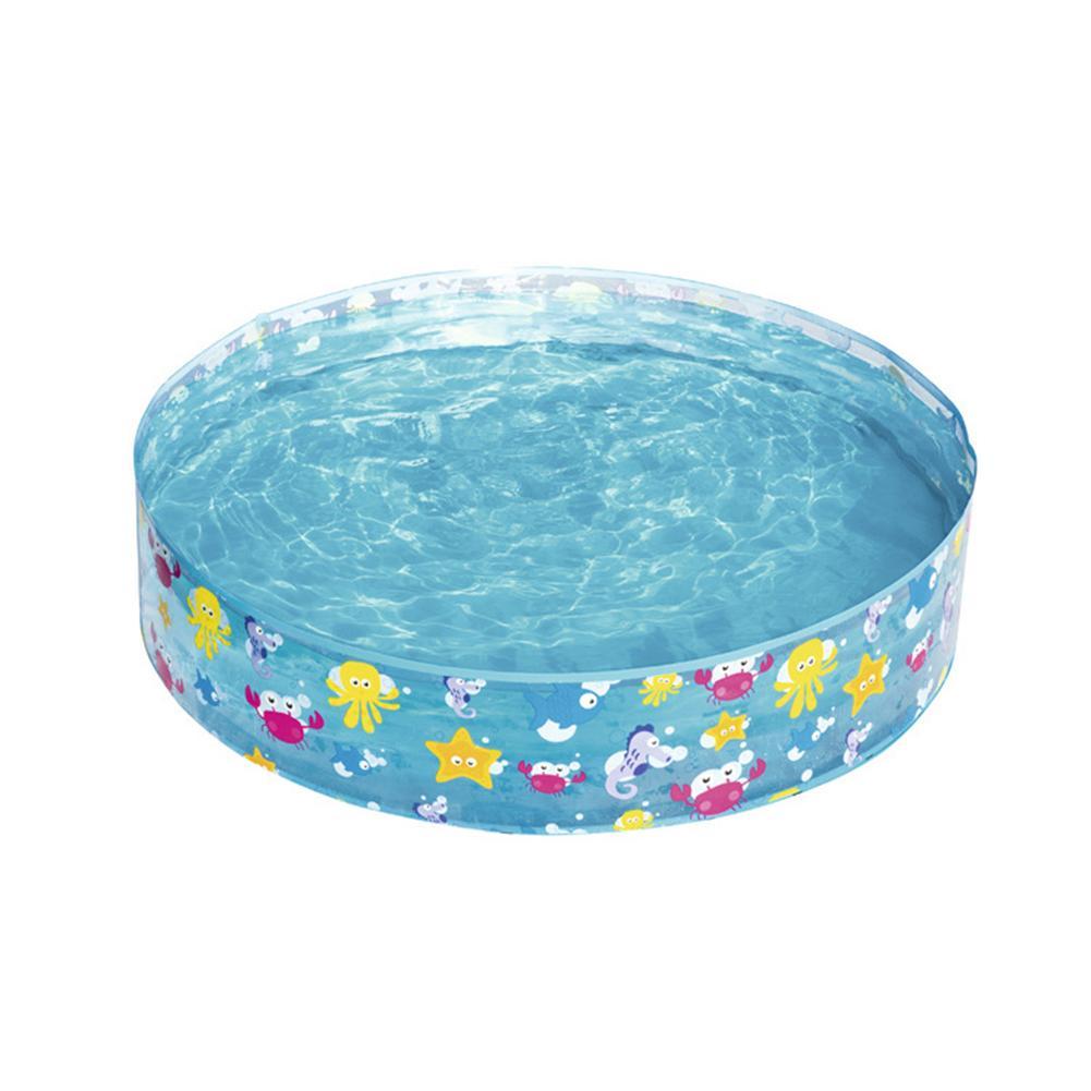 Piscine En Fibre De Verre A Vendre enfants en plastique dur piscine marine piscine À billes en caoutchouc dur  ronde baignoire pour bébés eté hot activité de plein air bébé anniversaire