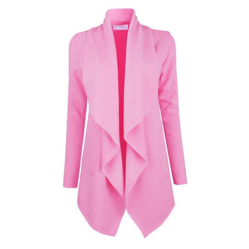 Rabatt Frauen Fleece cardigans | 2020 Frauen Fleece