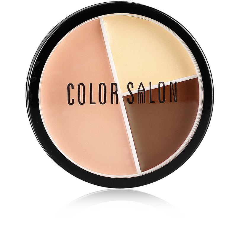 KIMUSE Face Concealer Cream Perfect Cover Pores Brighten Liquid Concealer
