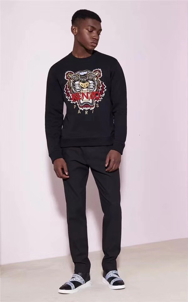 Bonne nouvelle mode hommes et les femmes à capuche Pulls exquis vêtements sport pur coton broderie Bcc666698
