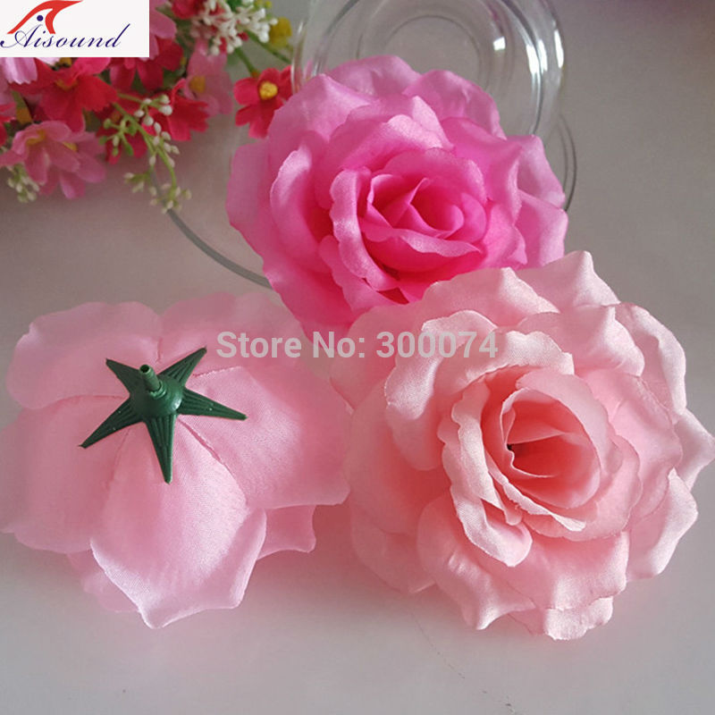 scrapbooking flowers pink