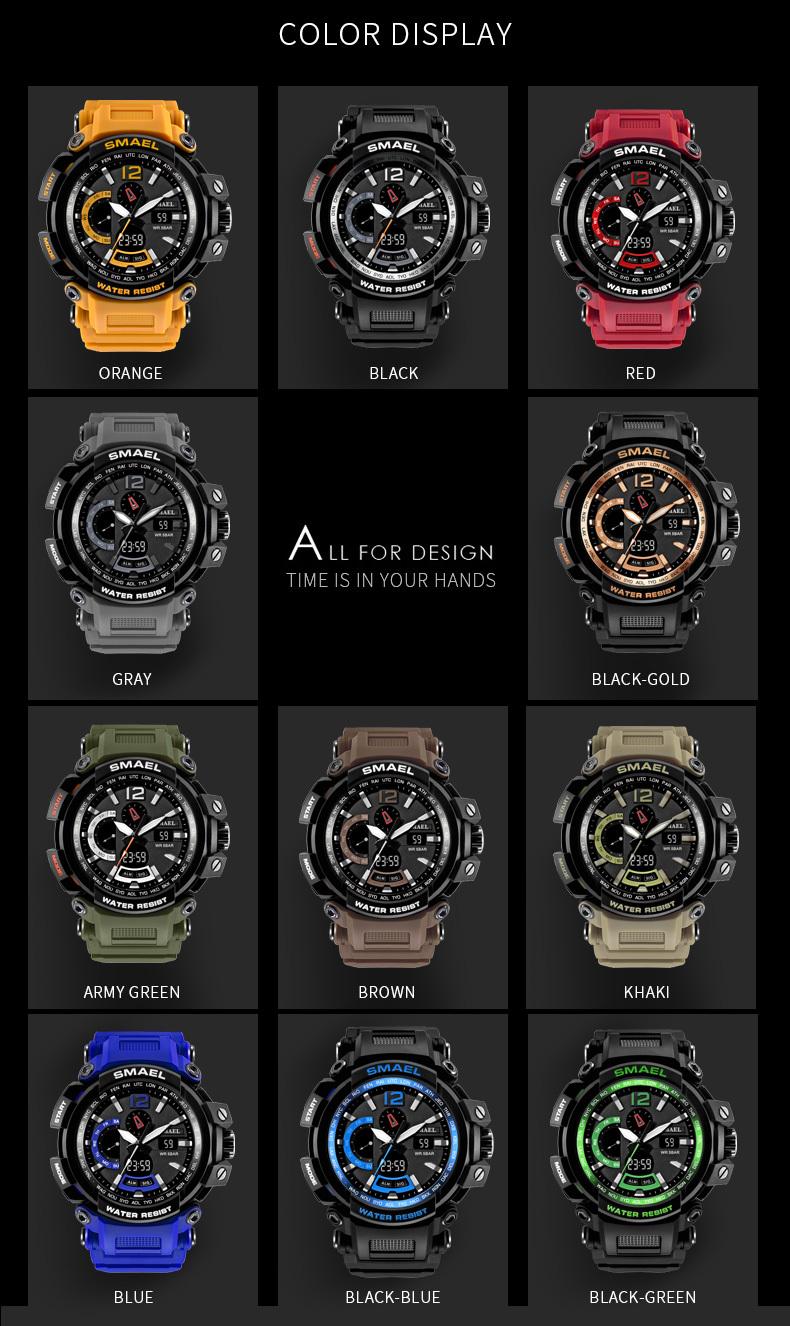 10.wrist watch digital