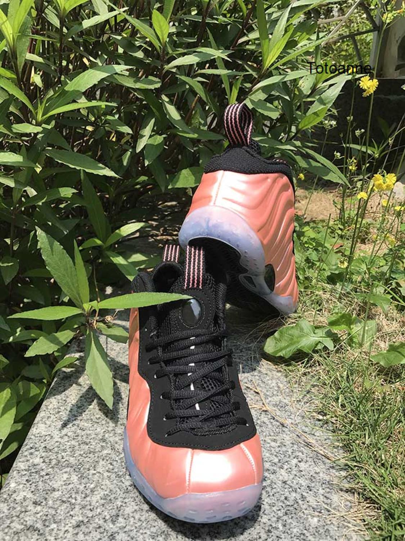 men basketball shoes black-elemental Rose penny hardaway hot mens shoe Elemental Rose foam low sale price boys Sports running sneakers