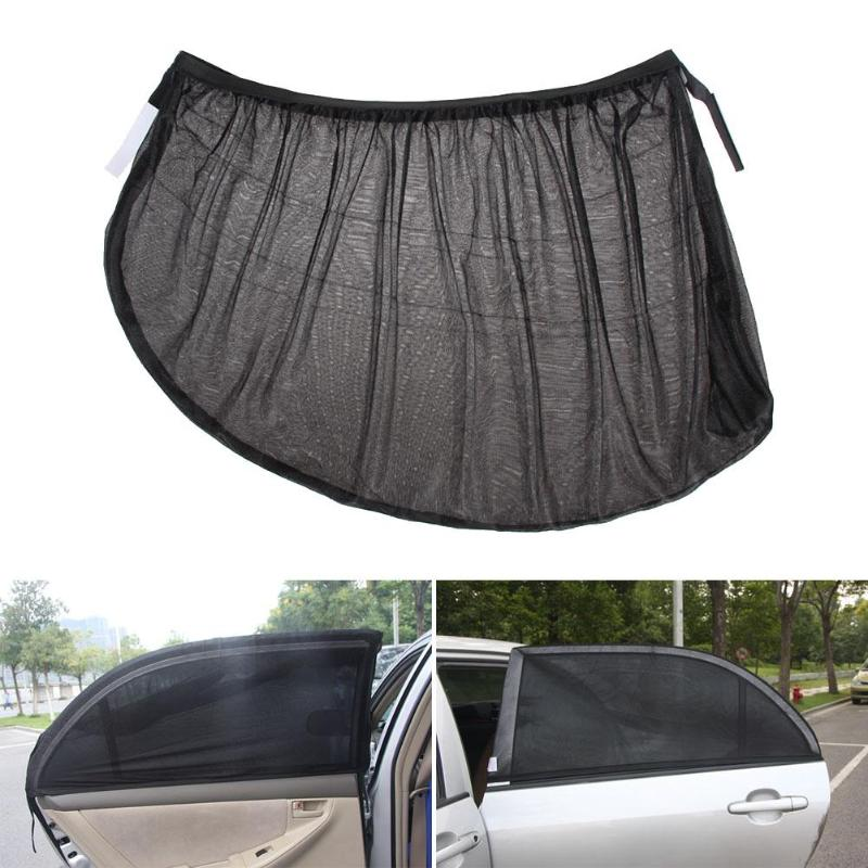 1 Paar Rückscheibe Sonnenschutz Autoscheibe Abdeckung Sonneschirm XL