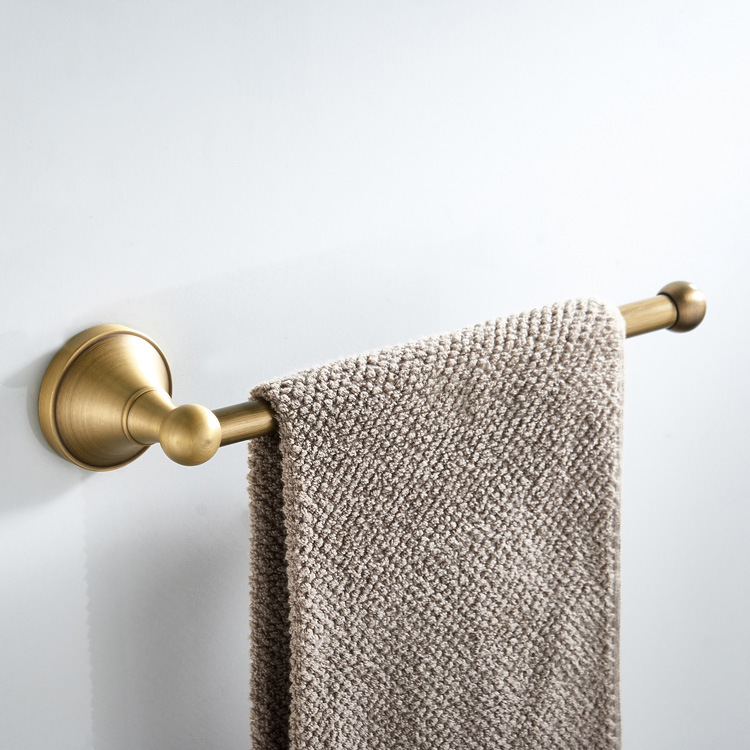 Toallero de pared de estilo redondo de acero inoxidable Anillo Toallero de suspensi/ón conveniente Soporte de almacenamiento de ba/ño colgante