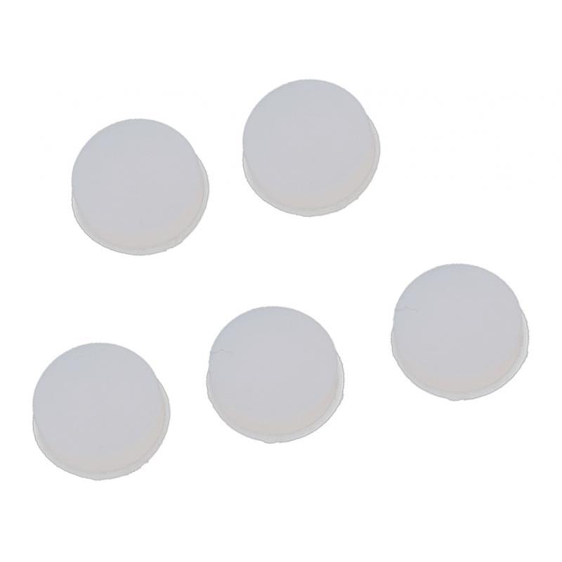 100/Tapones cubre-orificio 8/mm Irox Negro pl/ástico cabeza 12/mm Converse