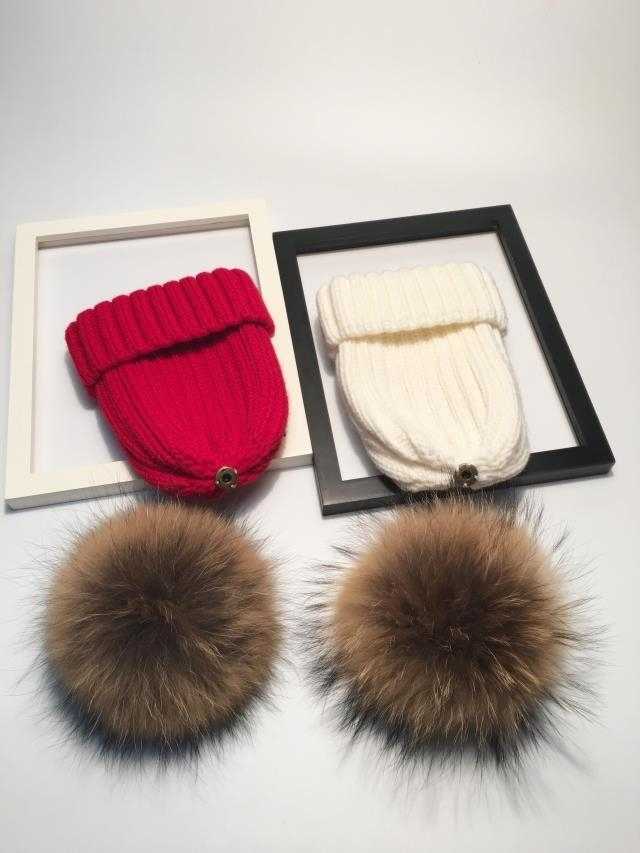 winter hats for women pom pom hat (4)