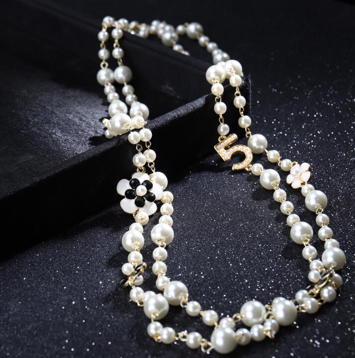 Mujer señoras declaración Crema con cuentas en capas borla gargantilla collar de perlas de imitación