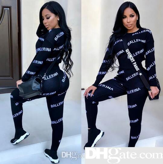 Women's Tracksuit Tights Sportswear Fitness Yoga Suit Sport Set For Female Gym Clothing Workout Two Piece Jumpsuit Crop Top