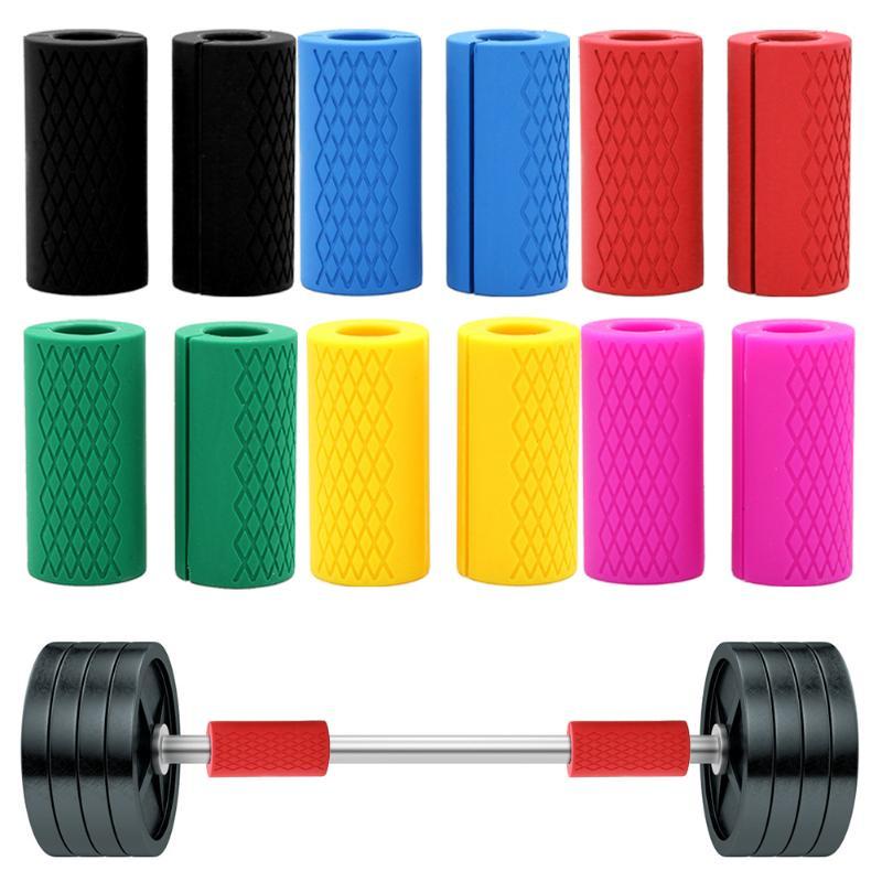 3Pcs Fat Hantel Langhantel Griffe Gym Wrap Bar Muscle Builder Griff Hand dreht