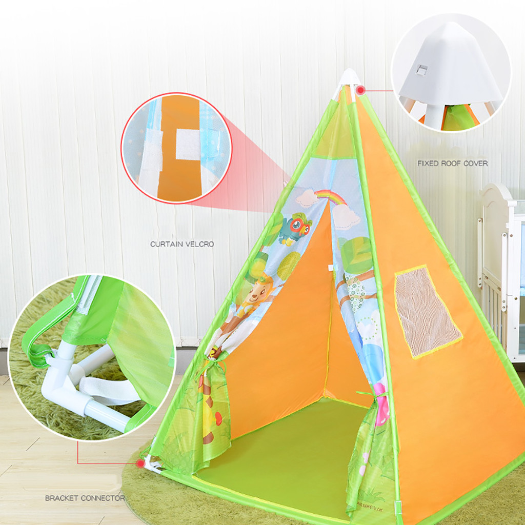 Play House Child Crawl Tent Ball Pool Playhouses Baby Play Inflatable Pool Folded Portable Kid Outdoor Game Ocean Ball Toy Set