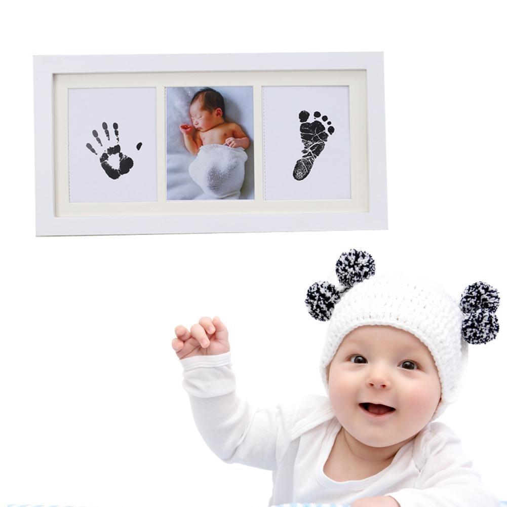 Satin Al Satis Yenidogan Bebek Handprint Ayakizi Yag Pedi Boyama