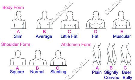 measurement_body form