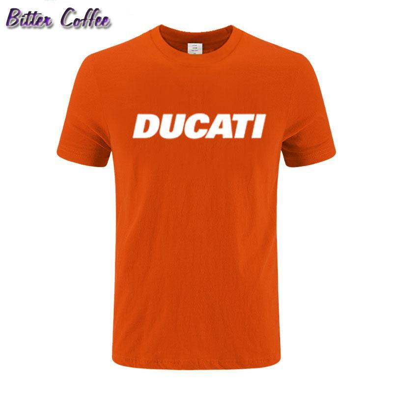 Ducati 77 Retro Short Sleeve T-Shirt