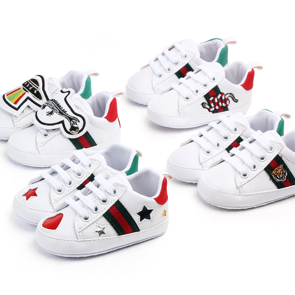 Newborn Baby Bandage Cotton Shoes Toddler First Walkers Kid Shoes Sneaker CA