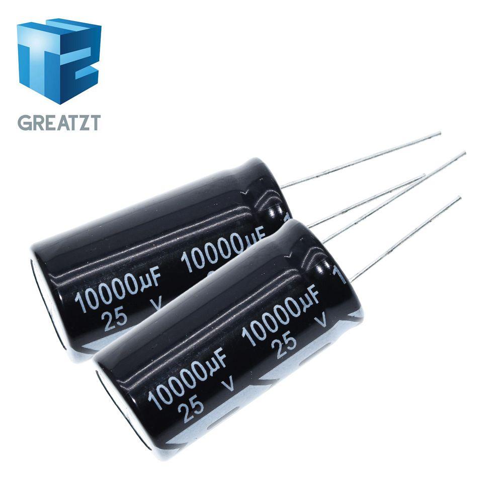 4700UF 35 V Condensador electrolítico de aluminio 18 Mm x 30 mm 105 C