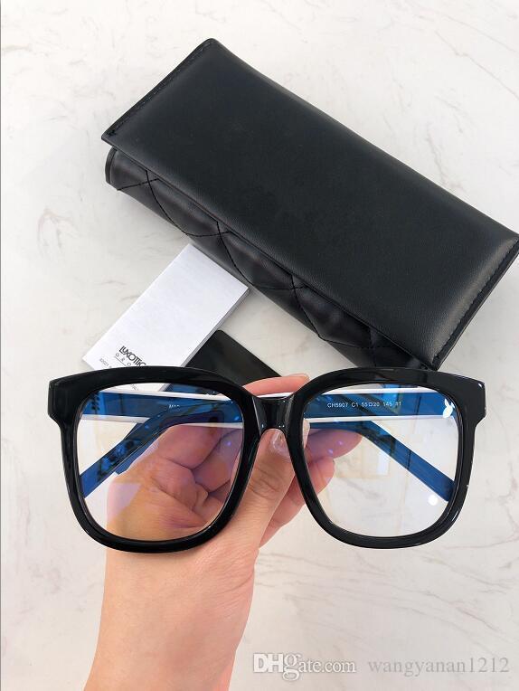 New eyeglasses frame 5907 plank frame glasses frame restoring ancient ways oculos de grau men and women myopia eye glasses frames