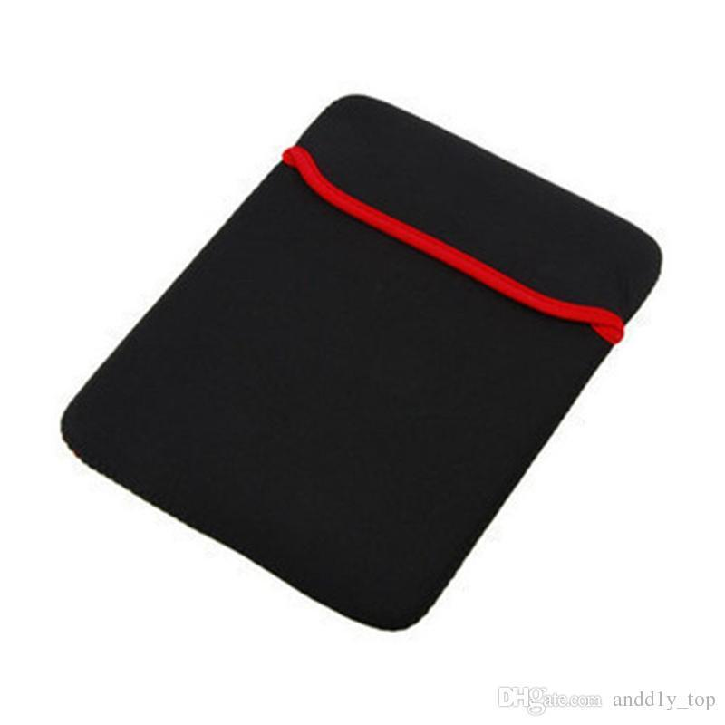 Universal Soft Neoprene Sleeve Case Bag Cover Pouch Pocket For Macbook For Ipad Air Mini Tablet For Samsung Tab