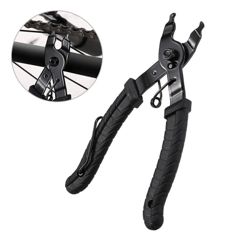 Opener//Closer RESQ Tool Master Link Removal Tool Bike Chain Missing Link Plier