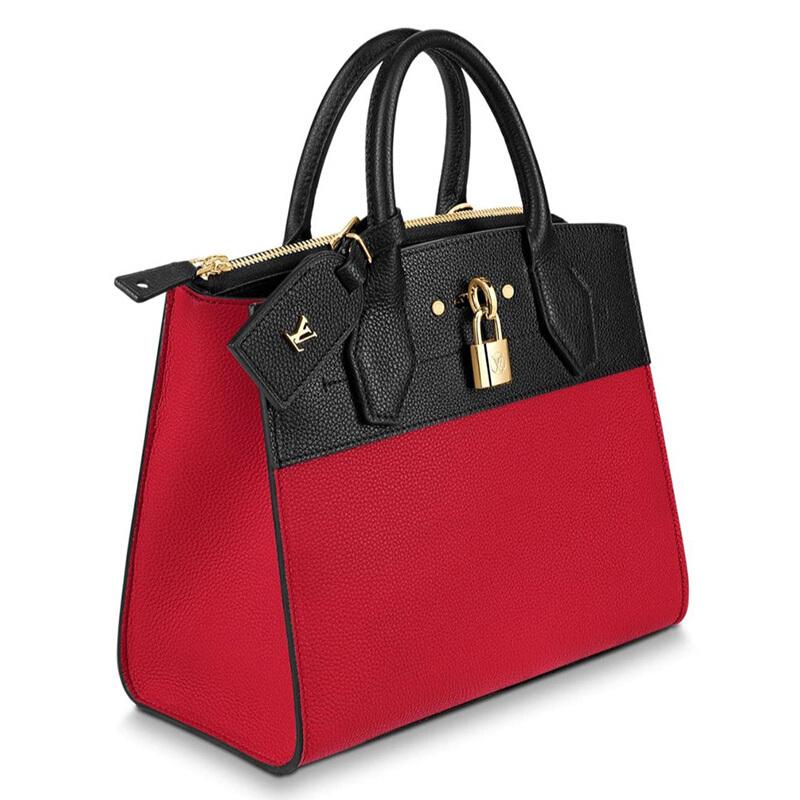 / handbag CITY STEAMER PM leather shoulder slung handbag M54868