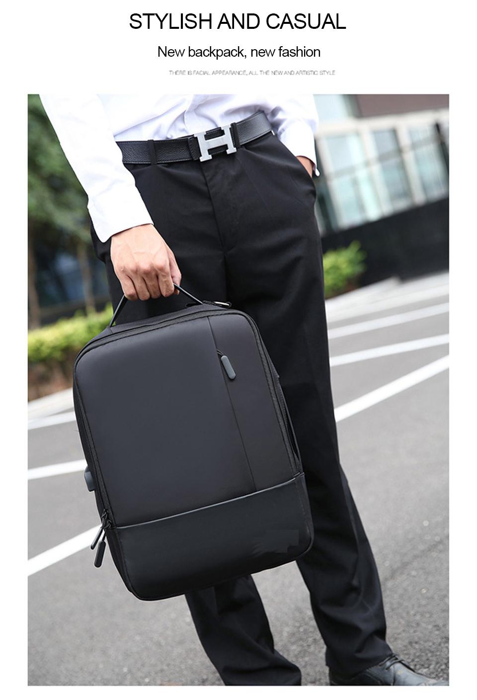 Business Backpack Men Laptop Backpacks 17